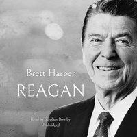 Reagan - Brett Harper - audiobook