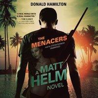 Menacers - Donald Hamilton - audiobook