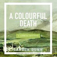 Colourful Death - Carola Dunn - audiobook