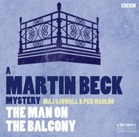 Martin Beck: The Man on the Balcony - Maj Sjowall - audiobook
