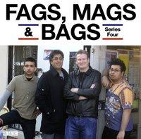 Fags, Mags & Bags: Complete Series 4 - Sanjeev Kohli - audiobook