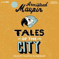 Tales of the City - Armistead Maupin - audiobook