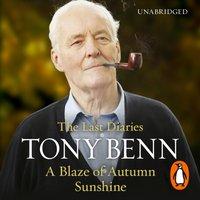 Blaze of Autumn Sunshine - Tony Benn - audiobook