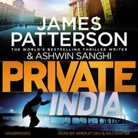 Private India - James Patterson - audiobook