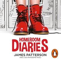 Homeroom Diaries - James Patterson - audiobook