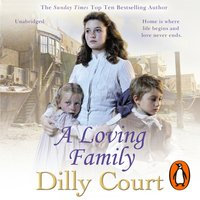 Loving Family - Dilly Court - audiobook