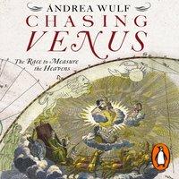 Chasing Venus - Andrea Wulf - audiobook
