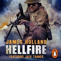 Hellfire - James Holland - audiobook