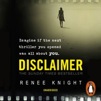 Disclaimer - Renee Knight - audiobook