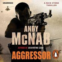 Aggressor - Andy McNab - audiobook