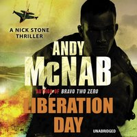 Liberation Day - Andy McNab - audiobook