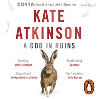 God in Ruins - Kate Atkinson - audiobook