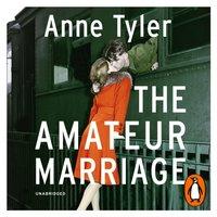 Amateur Marriage - Anne Tyler - audiobook