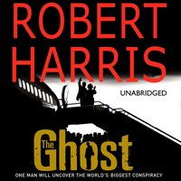 Ghost - Robert Harris - audiobook