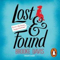 Lost & Found - Brooke Davis - audiobook