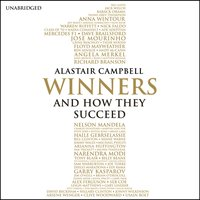 Winners - Alastair Campbell - audiobook