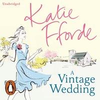 Vintage Wedding - Katie Fforde - audiobook