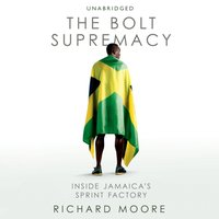 Bolt Supremacy - Richard Moore - audiobook