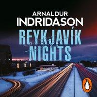 Reykjavik Nights - Arnaldur Indridason - audiobook