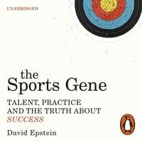 Sports Gene - David Epstein - audiobook