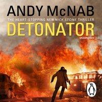 Detonator - Andy McNab - audiobook