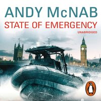 State Of Emergency - Andy McNab - audiobook