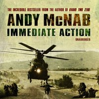 Immediate Action - Andy McNab - audiobook