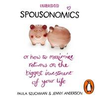 Spousonomics - Jenny Anderson - audiobook