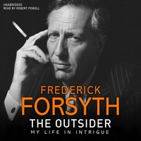 Outsider - Frederick Forsyth - audiobook