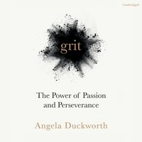 Grit - Angela Duckworth - audiobook