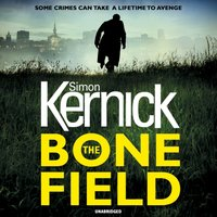 Bone Field - Simon Kernick - audiobook