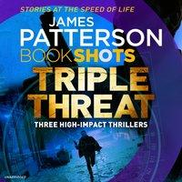 Triple Threat - James Patterson - audiobook