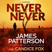 Never Never - James Patterson - audiobook