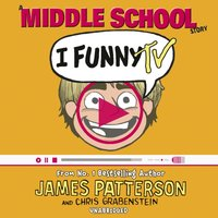 I Funny TV - James Patterson - audiobook