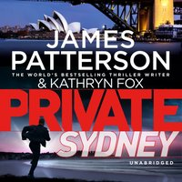 Private Sydney - James Patterson - audiobook