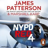 NYPD Red 4 - James Patterson - audiobook