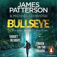 Bullseye - James Patterson - audiobook