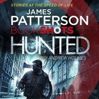 Hunted - James Patterson - audiobook