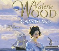 Rosa's Island - Val Wood - audiobook