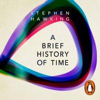 Brief History Of Time - Stephen Hawking - audiobook