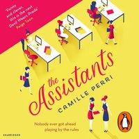 Assistants - Camille Perri - audiobook