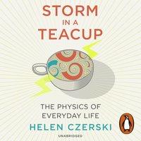 Storm in a Teacup - Helen Czerski - audiobook