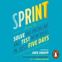 Sprint - Jake Knapp - audiobook