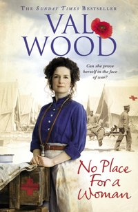 No Place for a Woman - Val Wood - audiobook