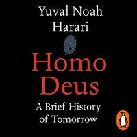 Homo Deus - Yuval Noah Harari - audiobook