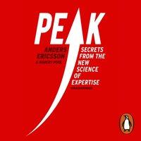 Peak - Anders Ericsson - audiobook