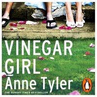 Vinegar Girl - Anne Tyler - audiobook