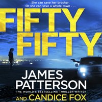 Fifty Fifty - James Patterson - audiobook