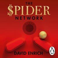Spider Network - David Enrich - audiobook