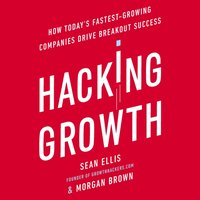 Hacking Growth - Morgan Brown - audiobook